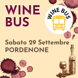 Wine Bus - Le vigne in festa!