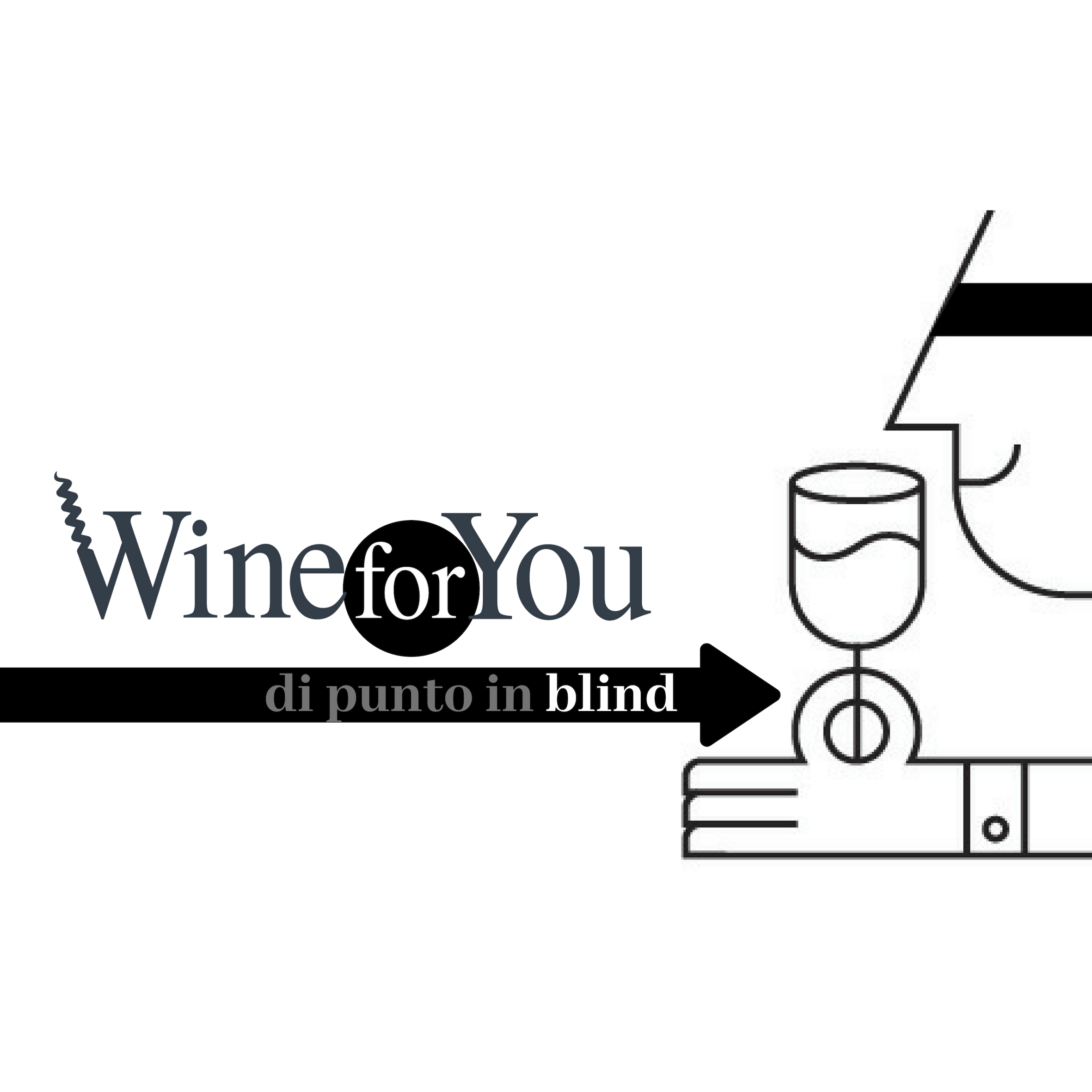 A blind date with wine